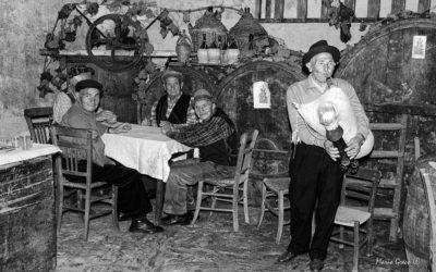 Serrastretta – la cantina