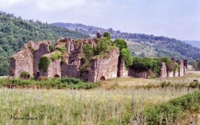 """Abbazia di Corazzo 1980 """"prima del restauro conservativo"""