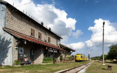 San Nicola Silvana Mansio – stazione Ferrovie Calabro Lucane