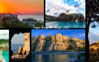 Un mio omaggio a Tropea il Borgo dei Borghi più bello d'Italia